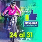 Manizales se prepara para vivir la Semana de la Movilidad Más Inteligente. Comienza este domingo